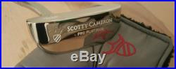 Titleist Scotty Cameron Pro Platinum Del Mar 3 Custom Head Cover Divot Tool
