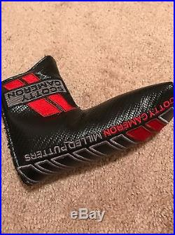 Titleist Scotty Cameron Select Newport 2.5 Putter Extra Weights/Tool