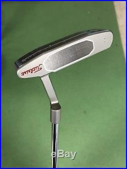 Titleist Scotty Cameron Studio Style Newport 2 33 withheadcover and tool