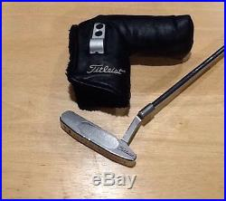 Titleist Scotty Cameron Studio Style Newport 2 Putter 35 with Orig. HC, Grip, Tool