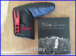Titleist Scotty Cameron- Yahoo Fan Club Mint- with divot tool and AOP Book