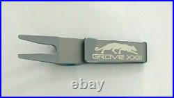 ULTRA RARE Silver Scotty Cameron Divot Tool Michael Jordan GROVE XXIII